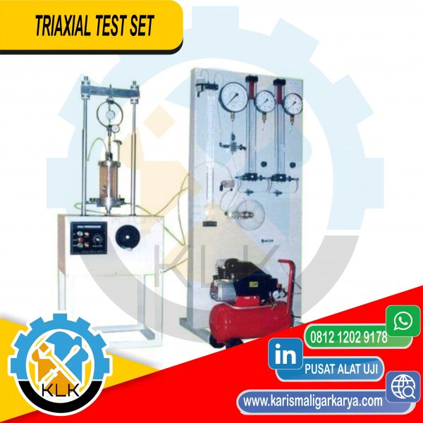 TRIAXIAL TEST SET SO-550